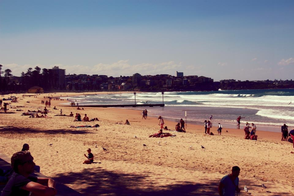 Australia: Quick trip to Manly, New South Wales