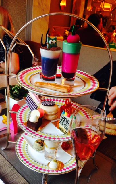 England: Afternoon Tea, The Berkeley, London