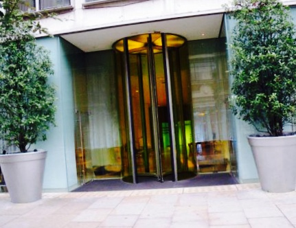 England: St Martins Lane, A Morgans Original Hotel, London