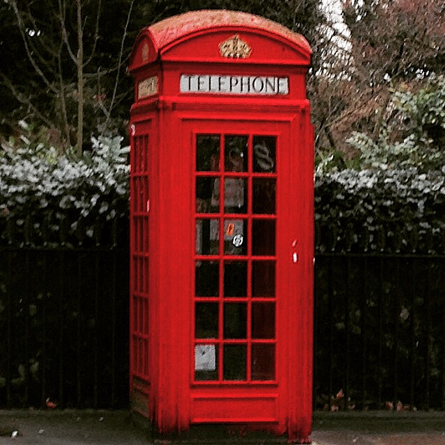 England: I Love London!