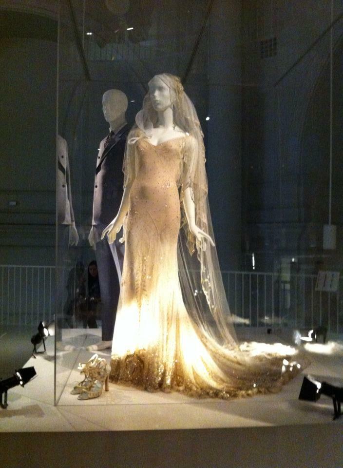 England: Wedding Dresses Exhibition, V&A Museum, London