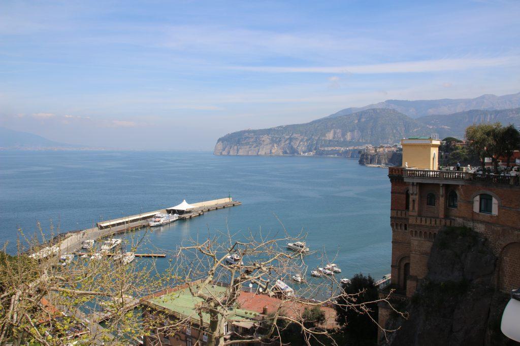 Italy: A Sorrentine Dream, Sorrento