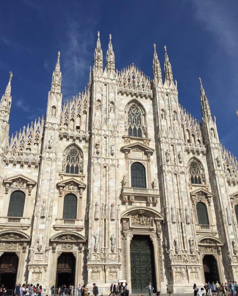 Italy: Milan Duomo (including walking tour)