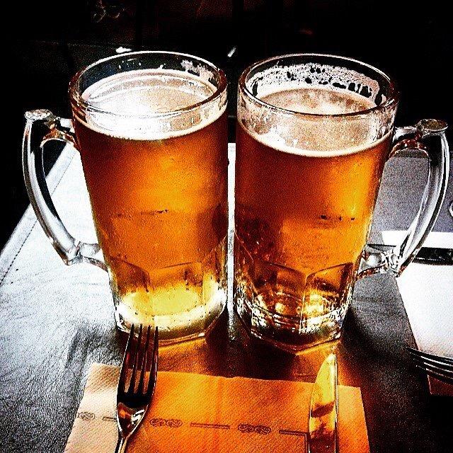 Beer in Milan