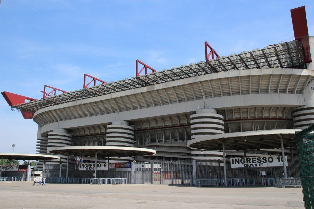 Italy: San Siro Stadium Tour, Milan