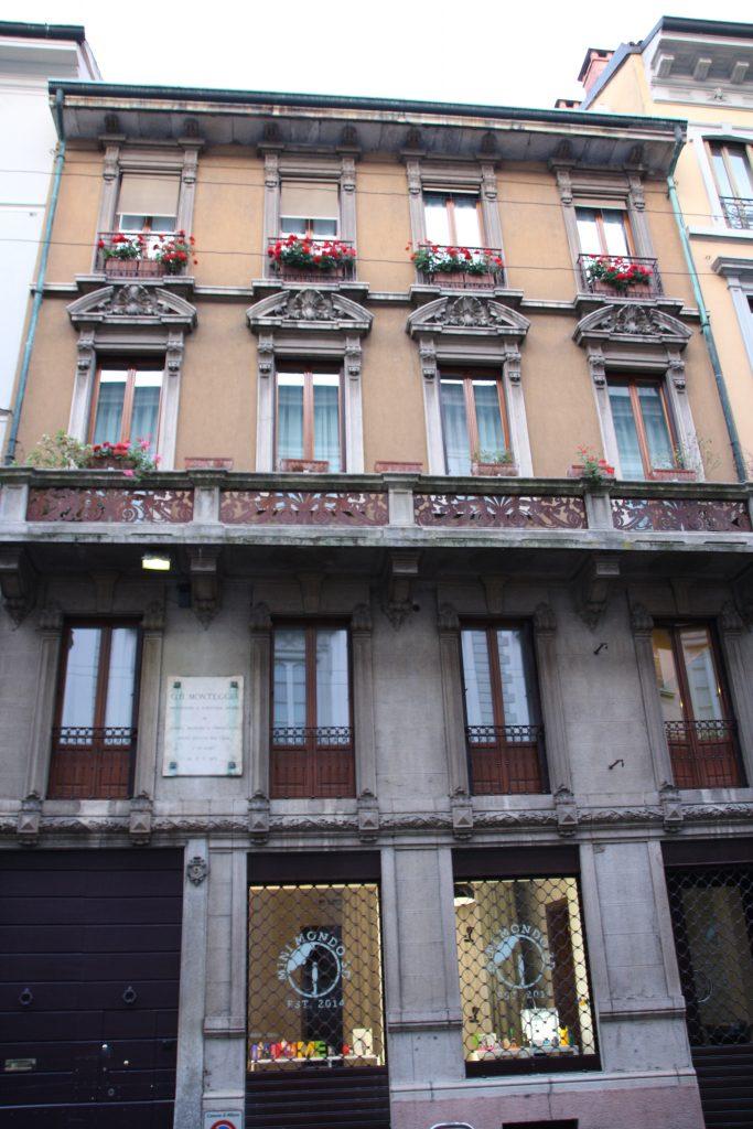 Italy: Guesthouse Ca'Monteggia, Milan
