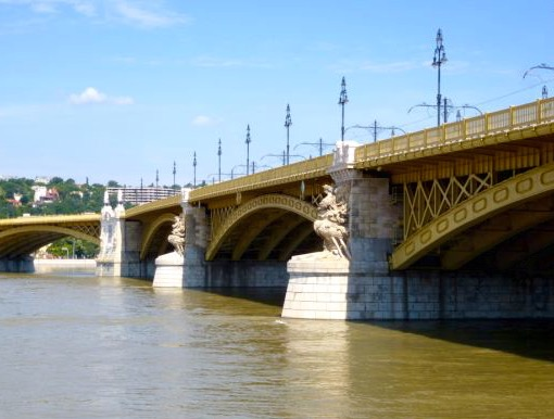 The Margaret Bridge, Budapest