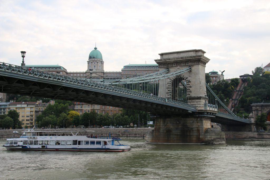 Hungary: The Bridges of Budpest