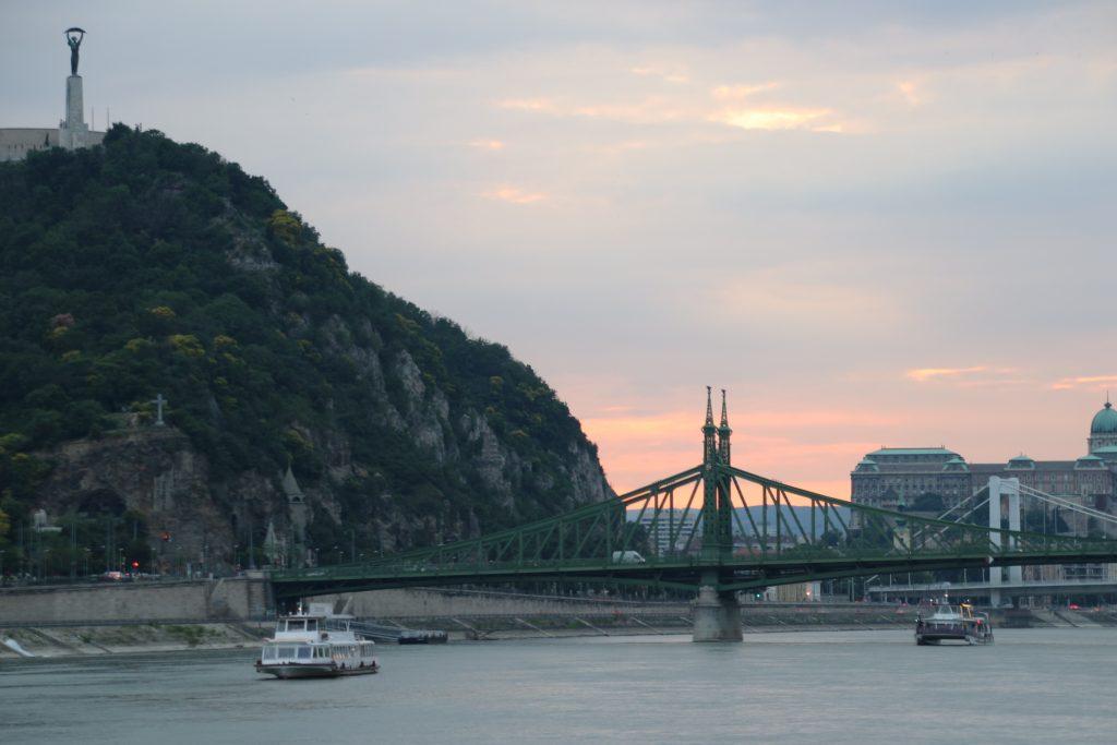 Hungary: Danube Evening River Cruise, Budapest