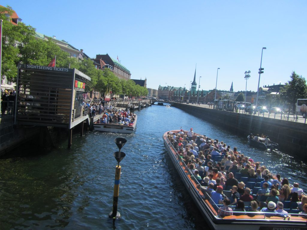 Denmark: Cruising the Canals of Copenhagen