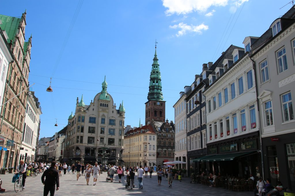 Denmark: Wonderful, wonderful Copenhagen