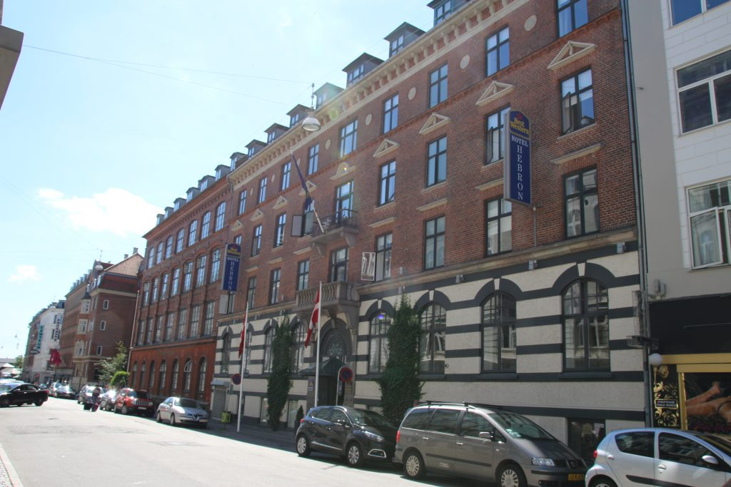 Denmark: The Best Western Hotel Hebron, Copenhagen