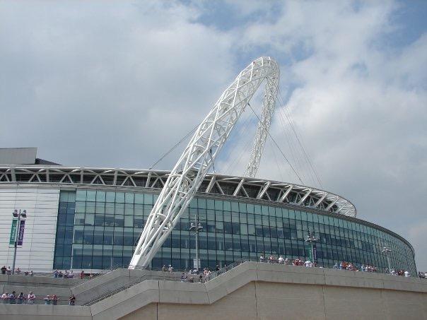England: Wembley – Win or Lose, it's Still An Amazing Stadium, London