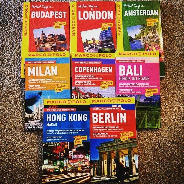 Guidebooks 2015