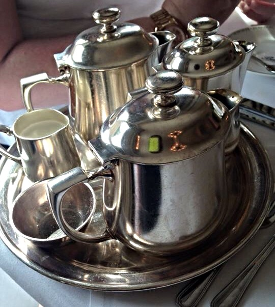 Tea at Bettys in Harrogate