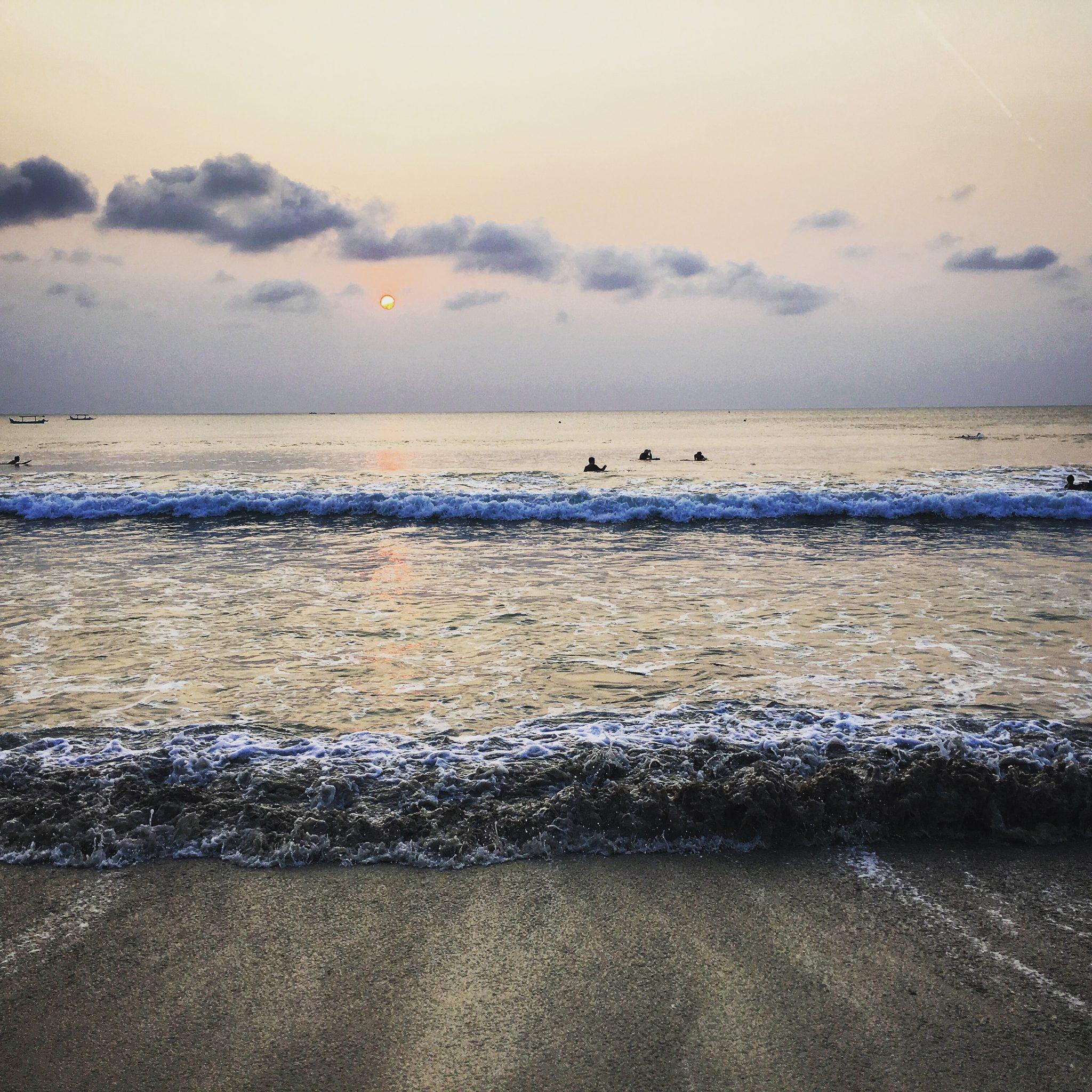 Kuta sunset, Bali