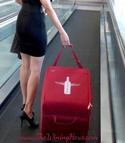 Wine Check Bag