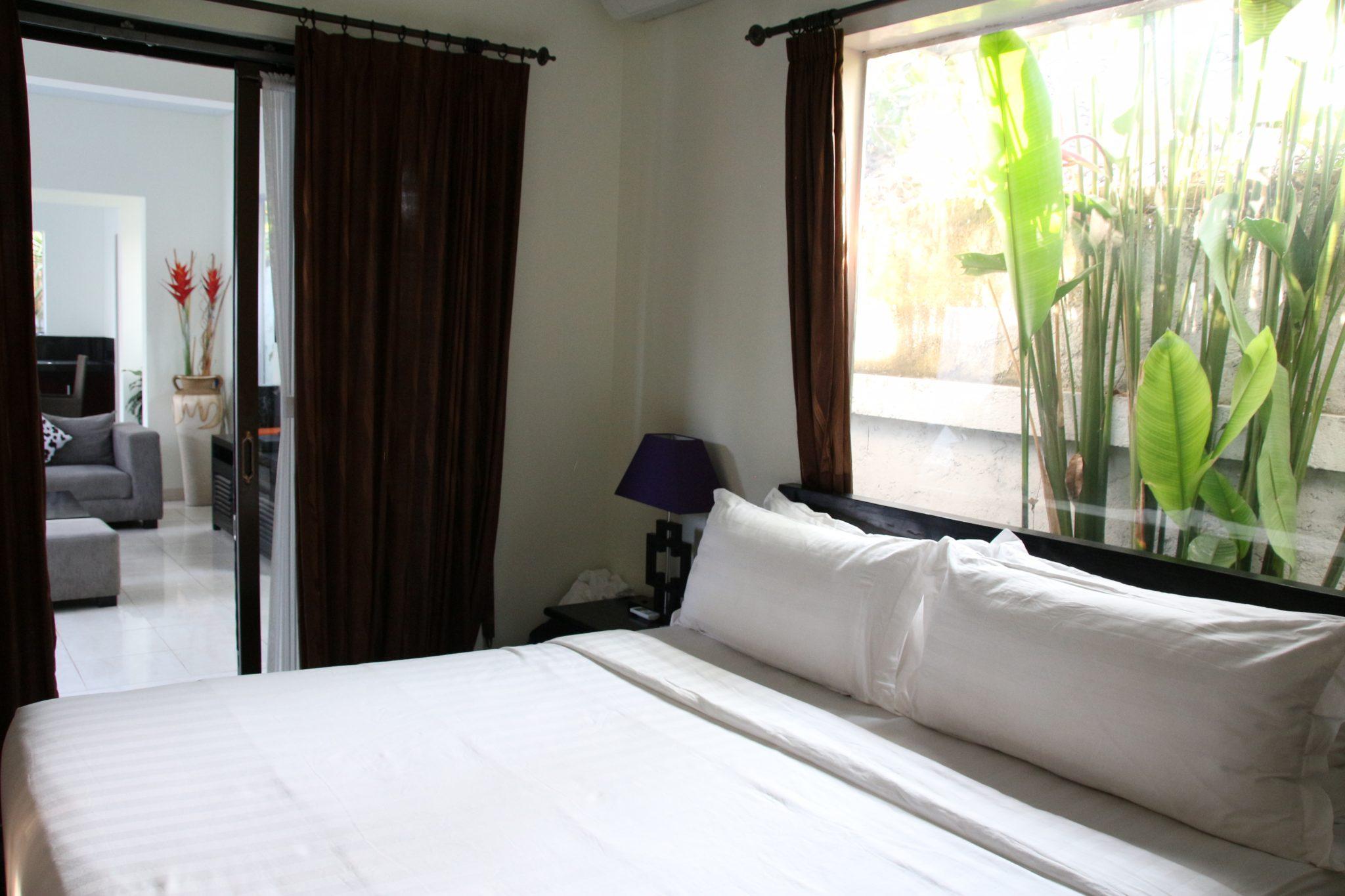 Bedroom at Bahagia Villas, Sanur, Bali