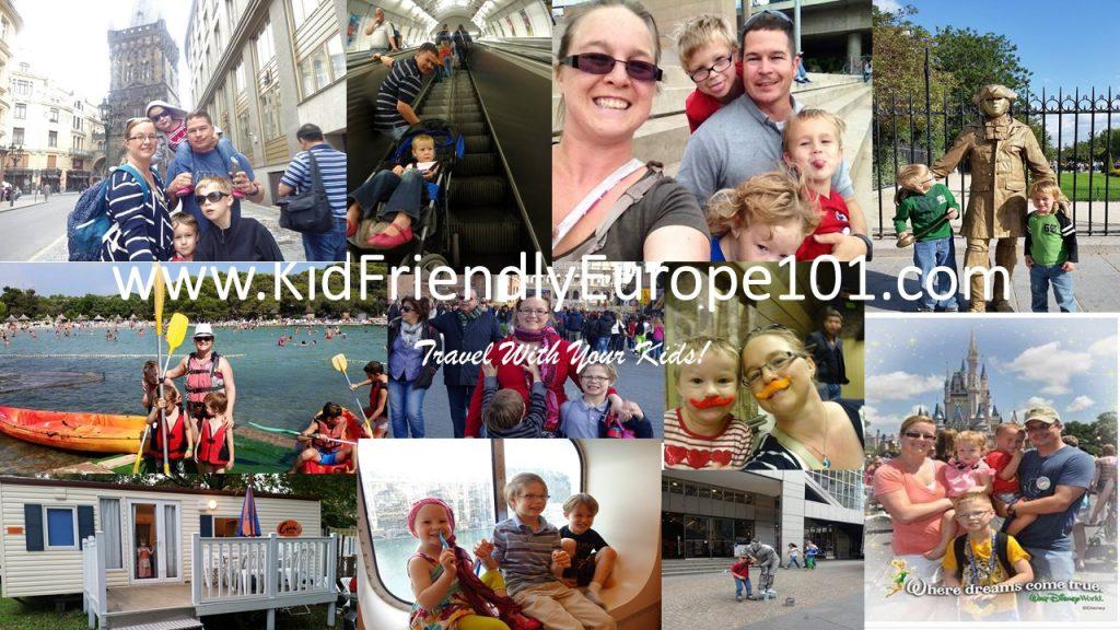 Guest Interview – Kid Friendly Europe 101