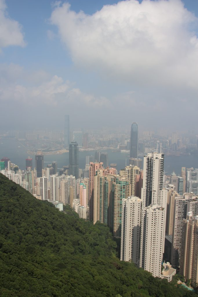 Hong Kong: The (Victoria) Peak of Our Trip