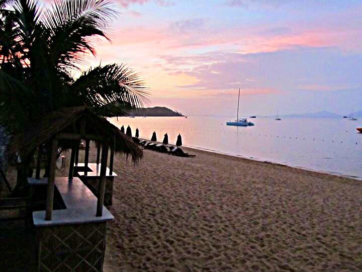 Bophut Beach, Koh Samui