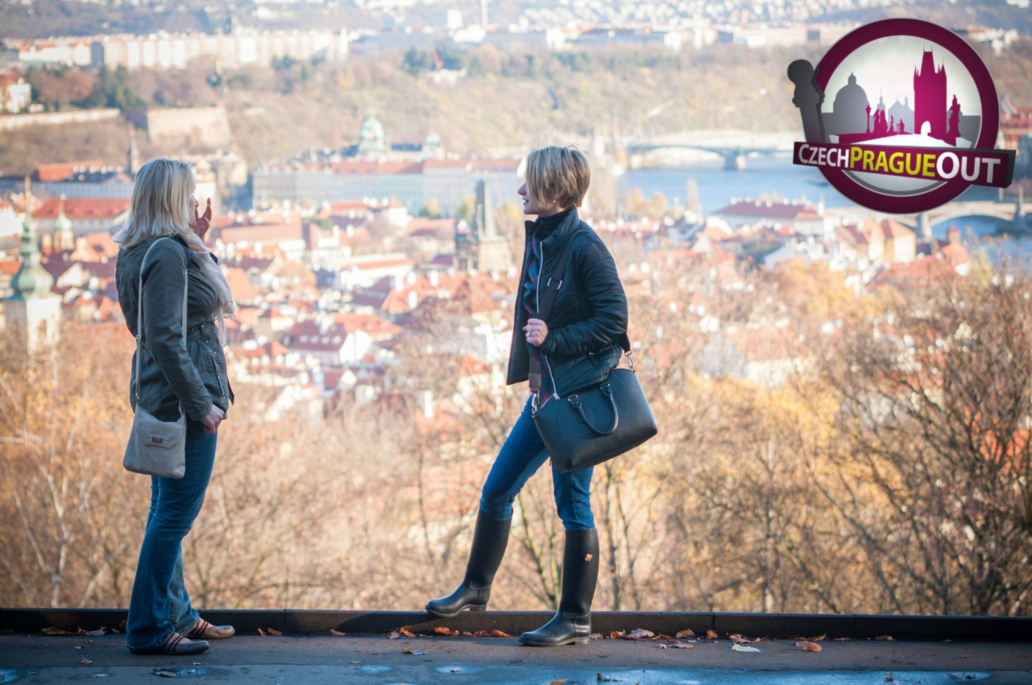 Bety & Tereza, CzechPragueOut