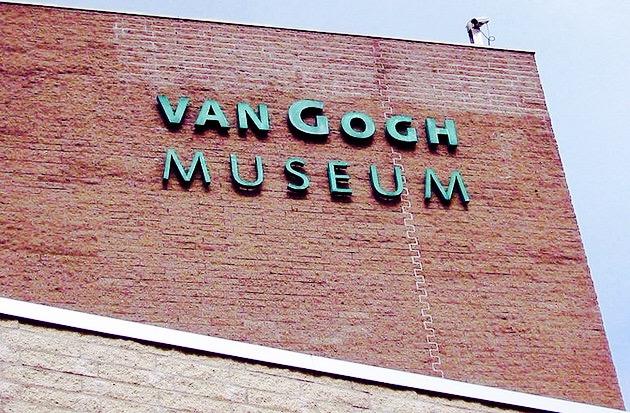 Van Gough Museum, Amsterdam