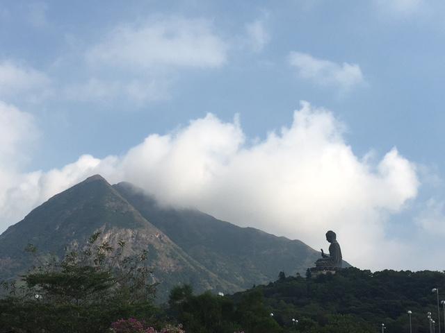Hong Kong: The Big Buddha, Lantau Island
