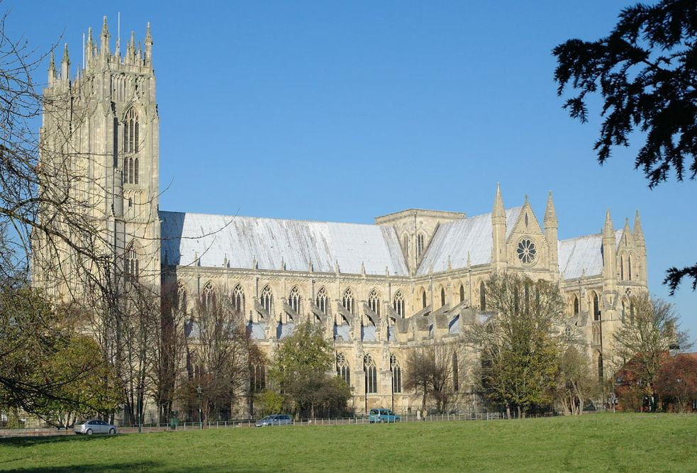 Beverley Minster - justbeverley.co.uk