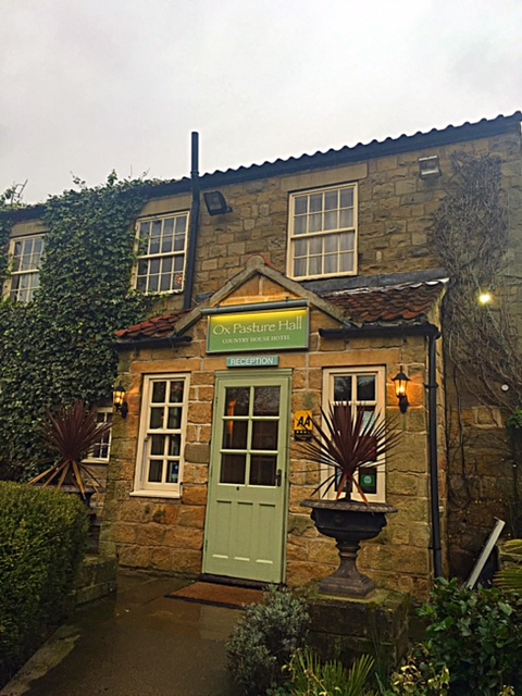 England: A Romantic Stay for Two at Ox Pasture Hall, Scarborough, Yorkshire