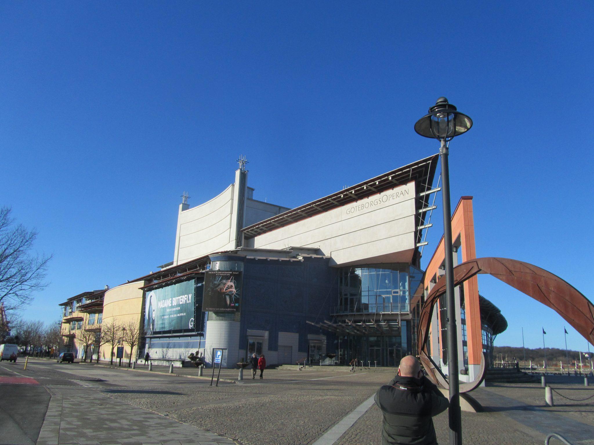 Gothenburg Opera House