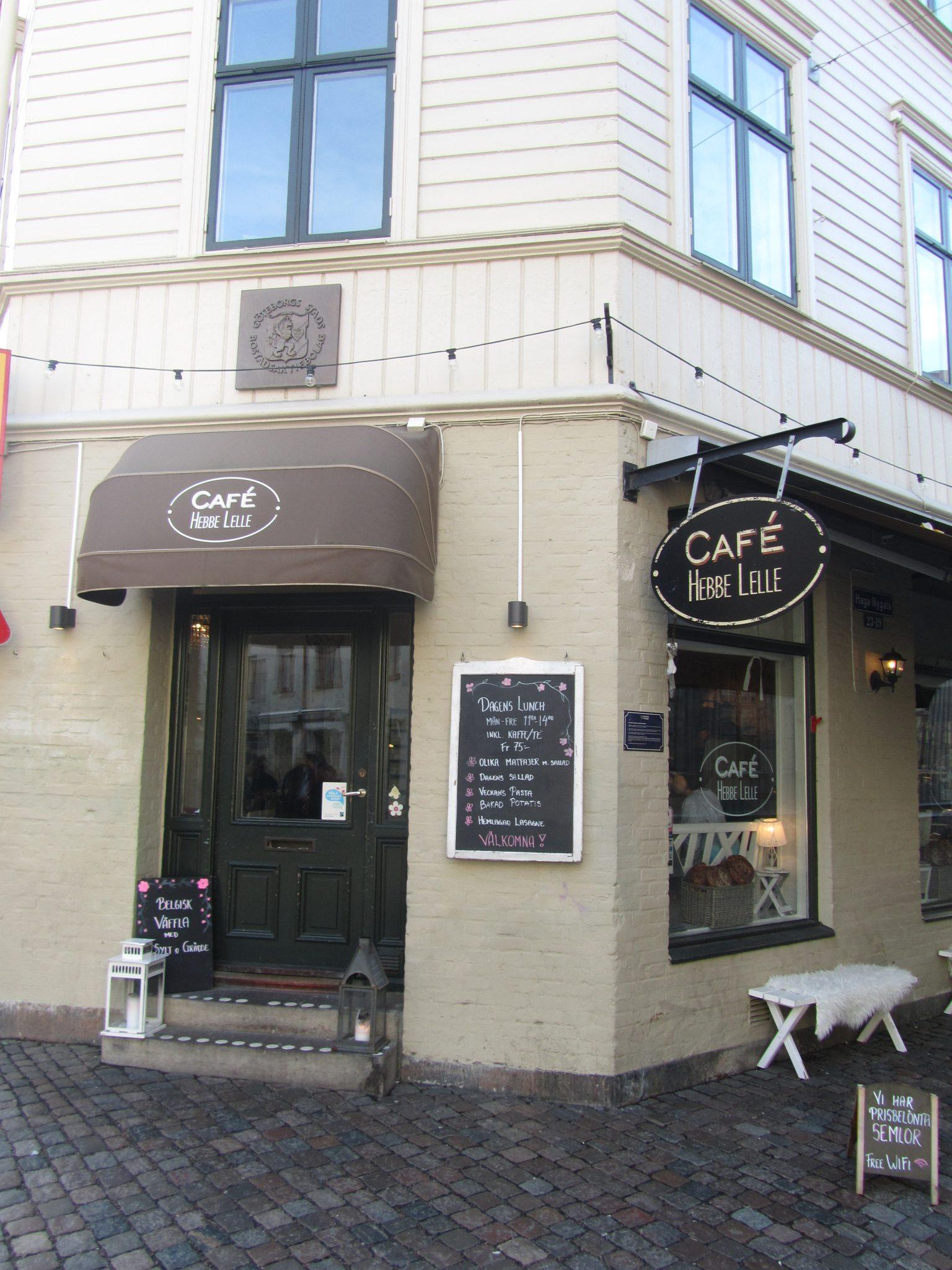 Cafe Habbe Lelle, Haga, Gothenburg