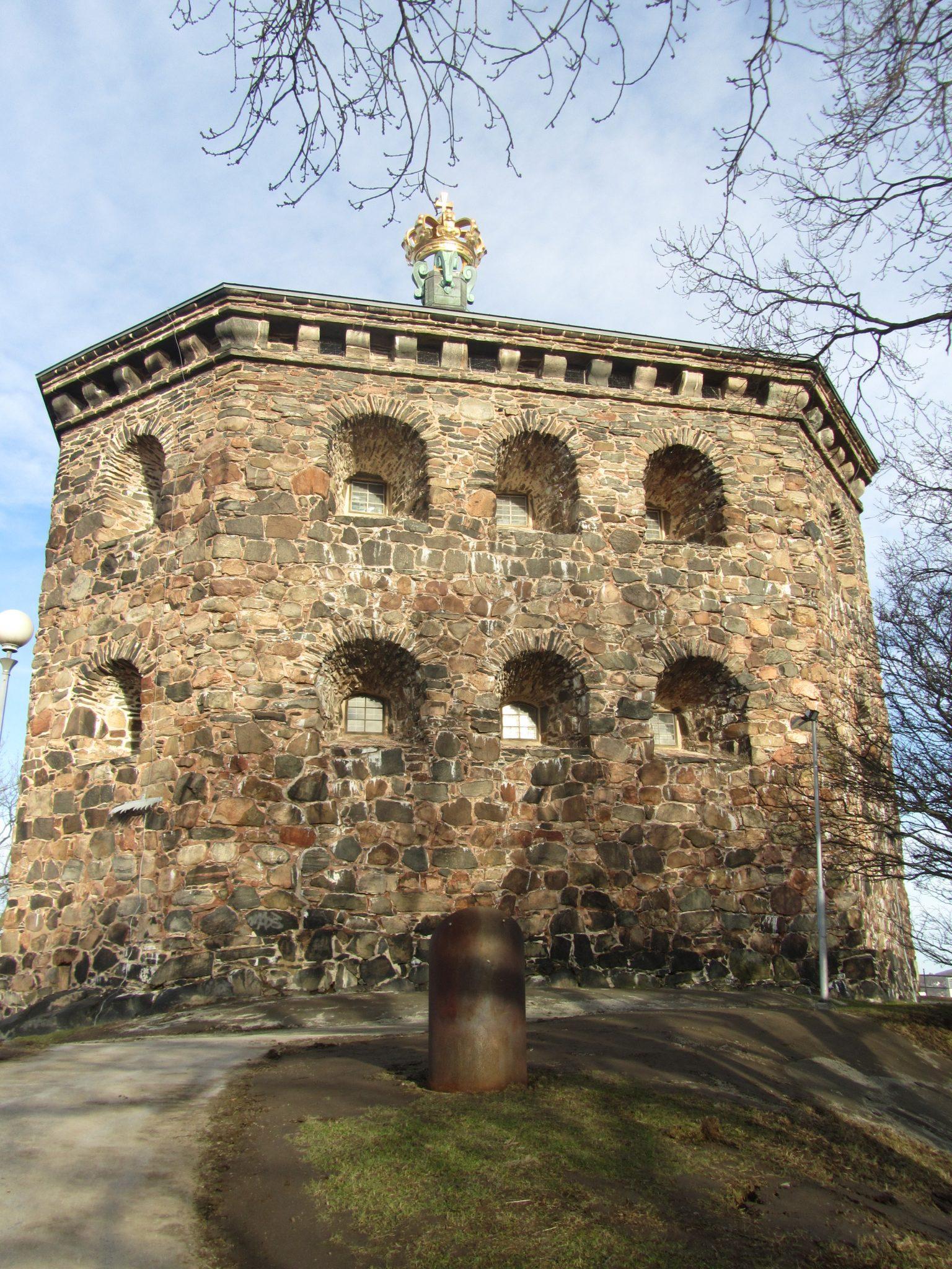 Skansen Kronan, Gothenburg