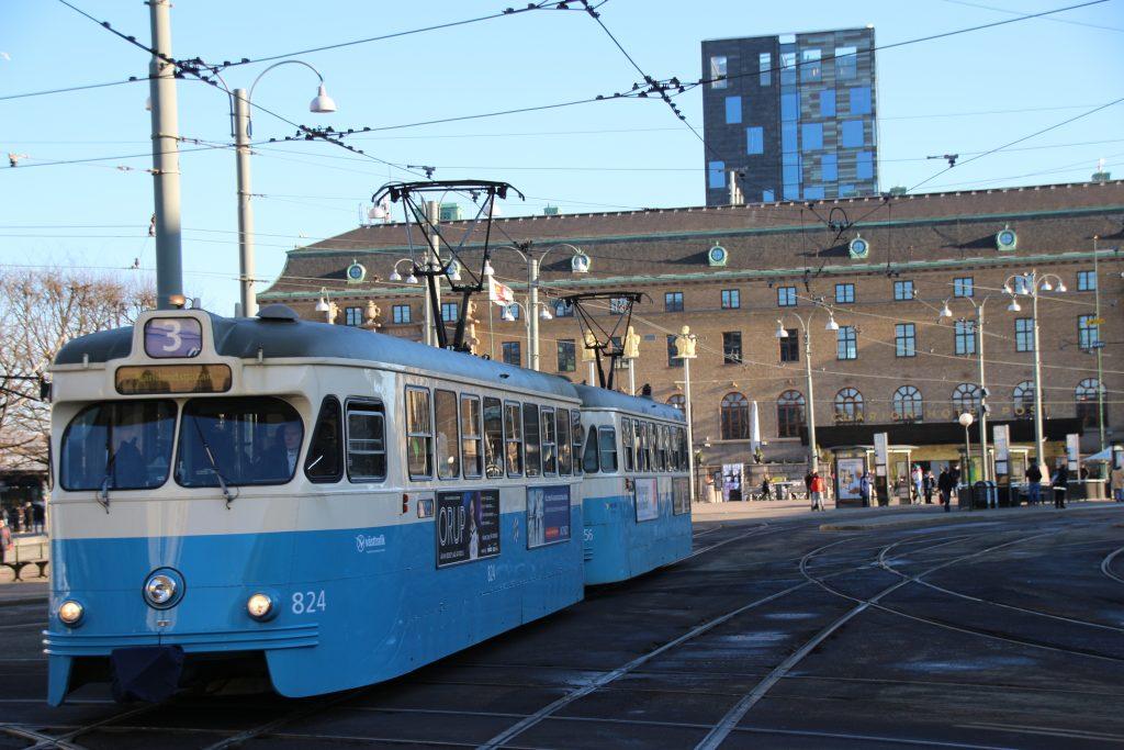 Sweden: Walking Tour of Major Attractions in Gothenburg