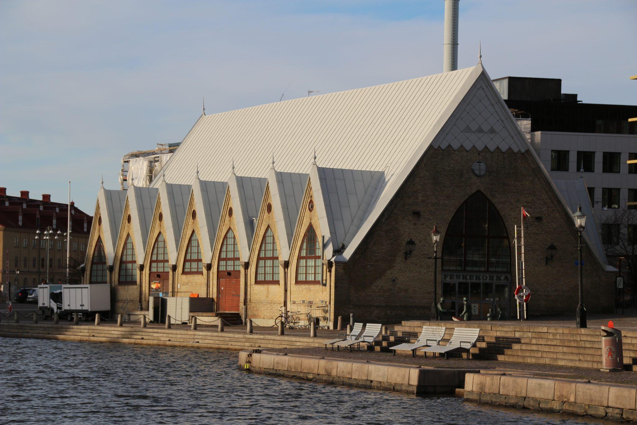 The Fish Market Hall, Gothenburg