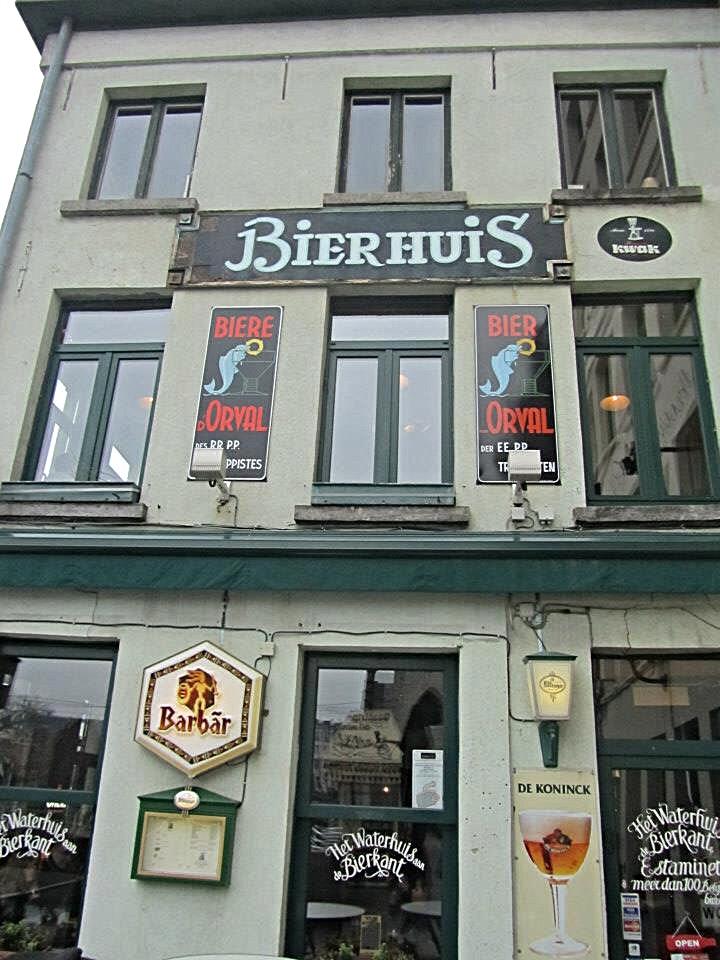 Bierhuis in Ghent, Belgium