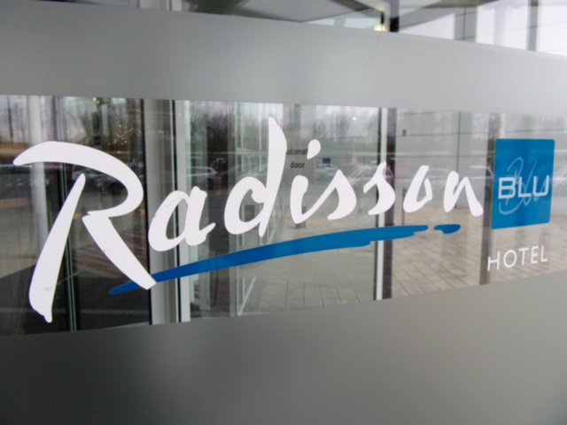 England: Radisson Blu Stansted Airport Hotel, London