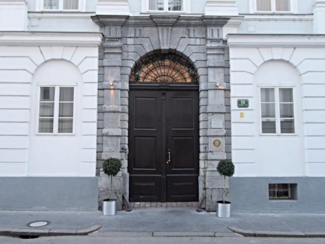 Slovenia Antiq Palace Hotel And Spa Ljubljana Eat Sleep Love - Palace-hotel-in-slovenia