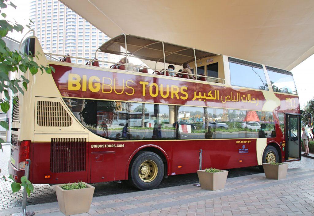 UAE: Big Bus Tour, Dubai