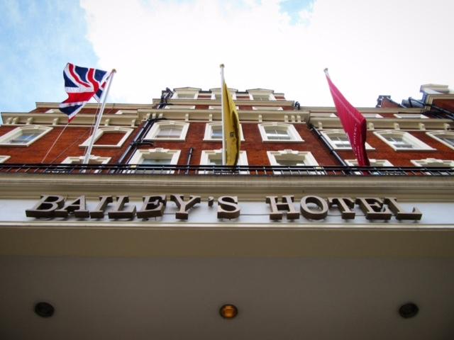 England: The Bailey's Hotel, England