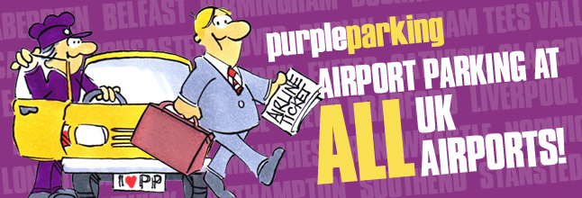 Purple Parking Meet & Greet at Heathrow Airport