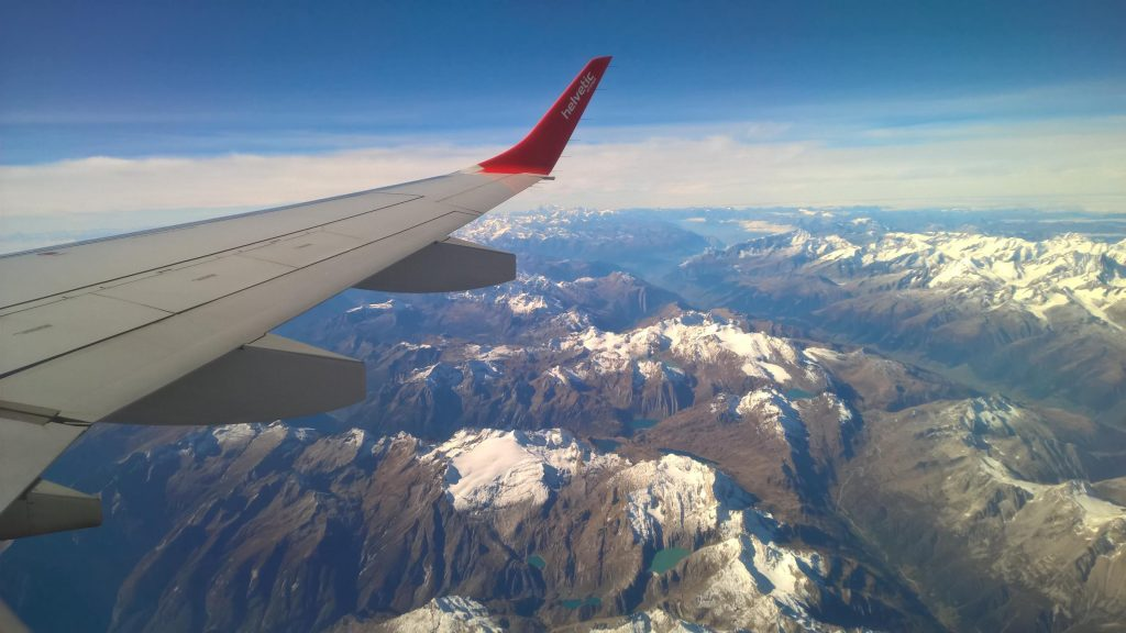 Conquering your Fear of Flying – 6 Top Tips!