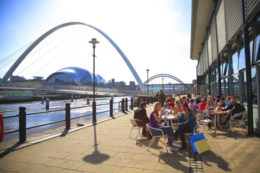England: Newcastle Hometown Tour Guide