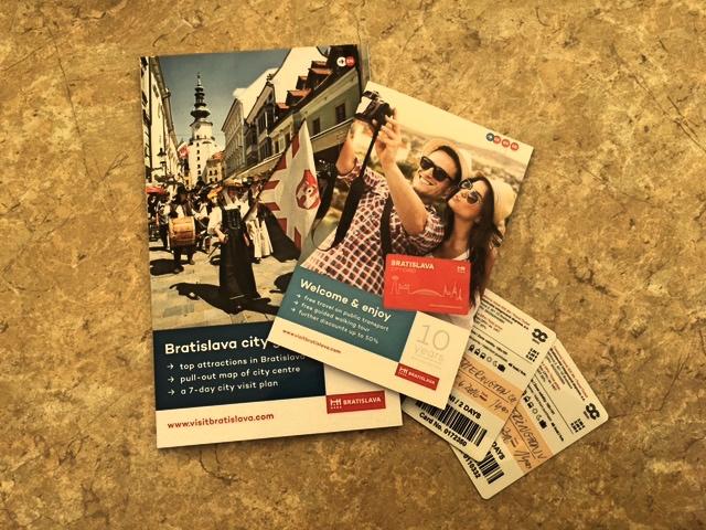 Slovakia: Bratislava City Card