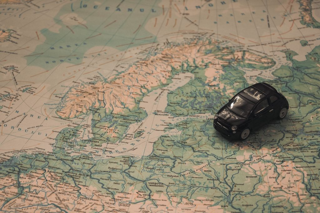 Travelling By Car? Pre-Journey Tips