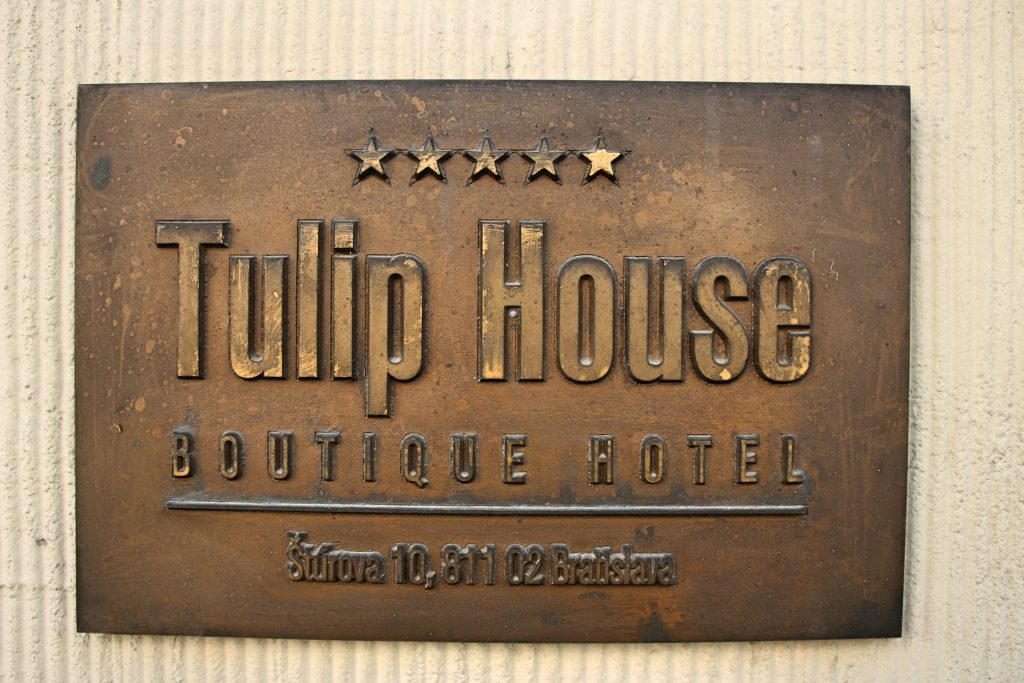 Slovakia: Tulip House Boutique Hotel, Bratislava