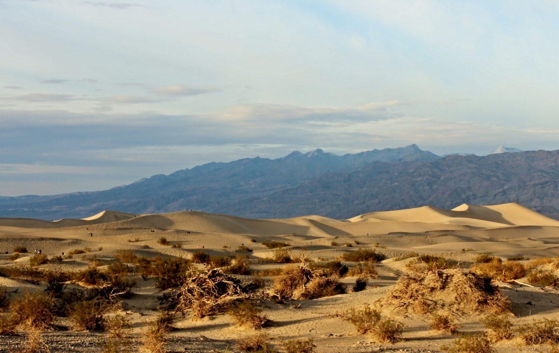 Guest Post: USA: California Road Trip, Through Desert & Snow