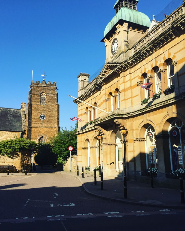 England: Towcester, Hometown Tour Guide