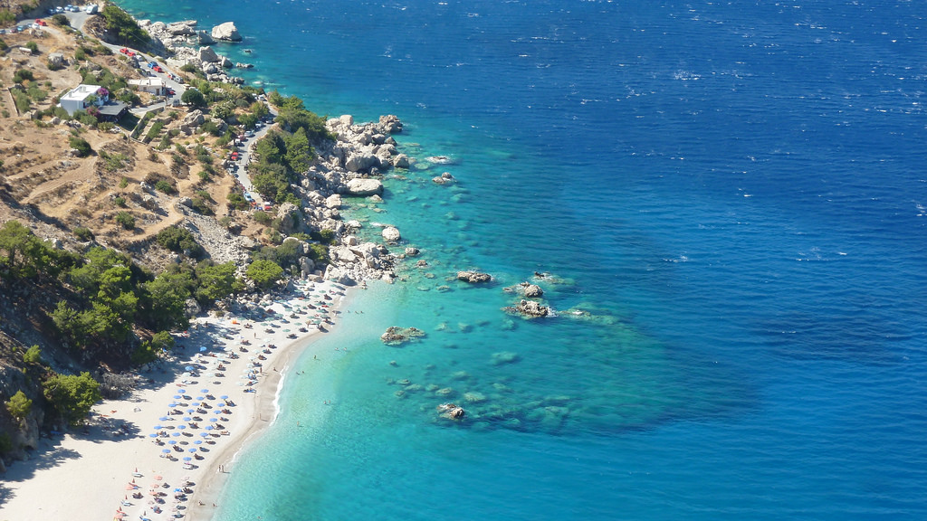 Greece: The Best Places For Couples To Fall In Love Again