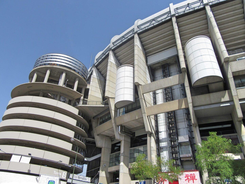 Spain: The Birthday Boy at The Bernabéu Stadium, Madrid